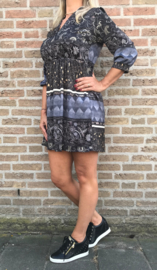 yess-style Aztec print jurk