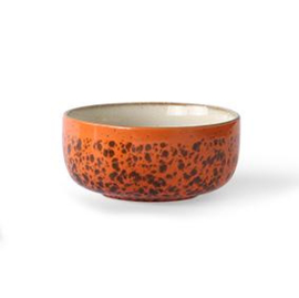 Dessert bowl panther