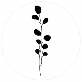 Leaves wit, 40 cm