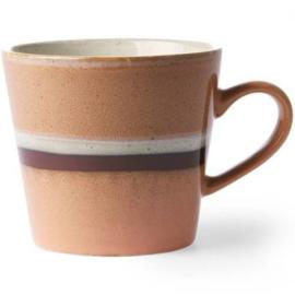 Cappuccino mok: stream