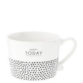 Mug dots happy today