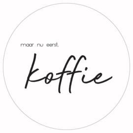 Koffie, 30cm