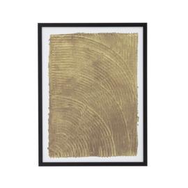 Frame black pine