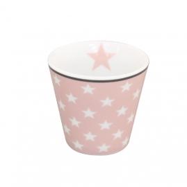 Espresso mug pink star