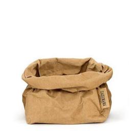 Paper bag naturel medium