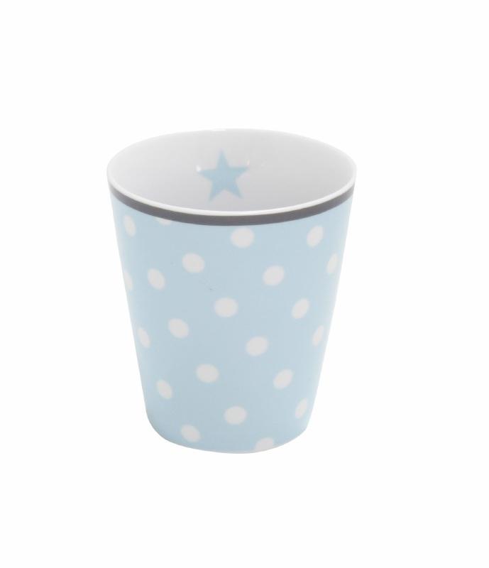 Mug, blue dot