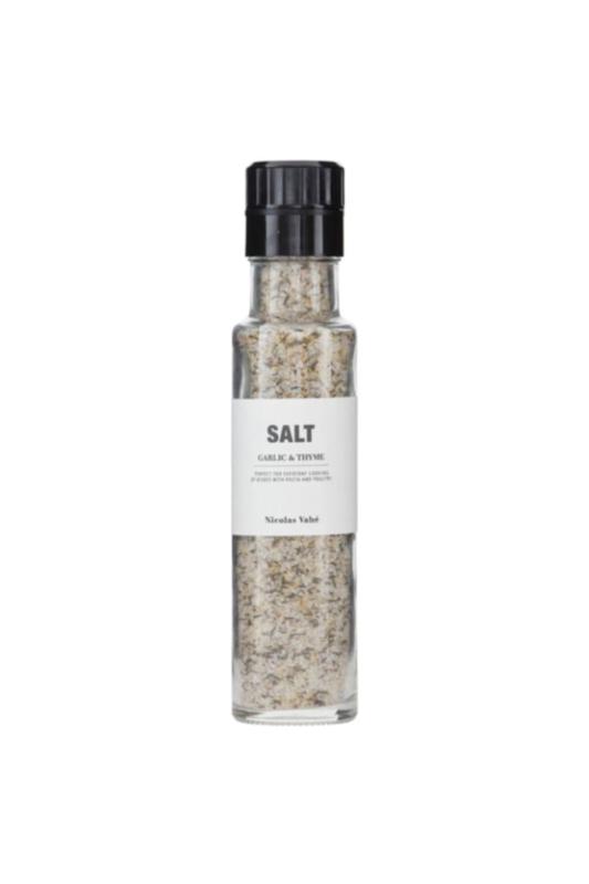 Salt Garlic & Thyme