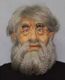 Masker rubber Abraham