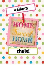 Kaart 146 - Welkom thuis