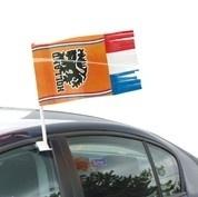 Autoraamvlag rwb-oranje