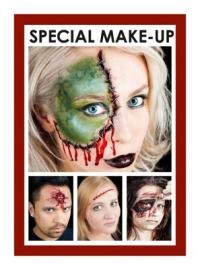 Boek Grimas face painting Halloween