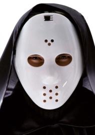 Masker pl. wit hockey