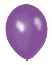 Ballonnen 100st. Paars metallic