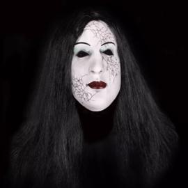 Masker Creepy witch