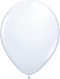 Ballonnen 10st. Wit standaard
