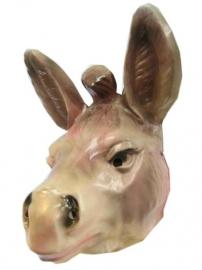 Masker plastic paard volwassen