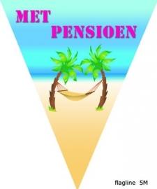 Vlaggenlijn Met Pensioen 5m.