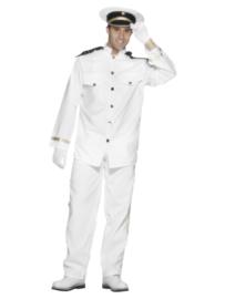 Kapitein mt. L (incl. pet & handschoenen)