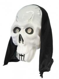 Masker pl. Dood+hoofddoek