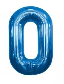 Folieballon 86cm Blue 0