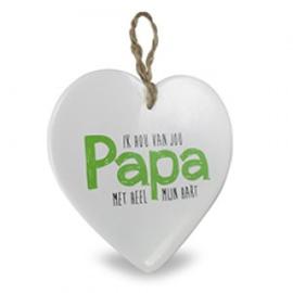 Hartje voor jou - Papa