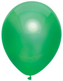 Ballonnen 100st. Donker Groen metallic