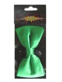 Strik groen 12x6.5cm