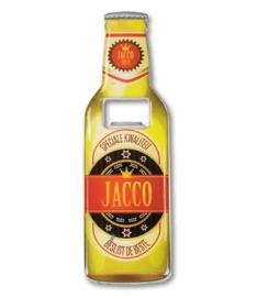 Magneet fles opener - Jacco