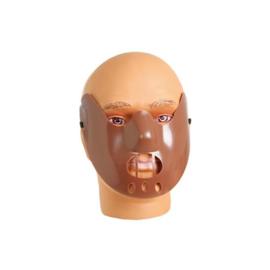 Masker pl. half Hannibal