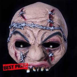 Masker Barbed wire half