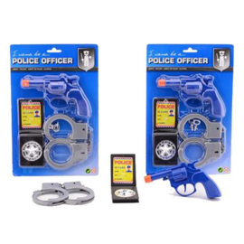 Politieset (3-dlg)