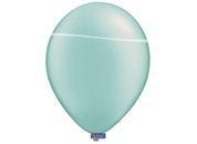 Ballonnen 100st. Turquoise standaard
