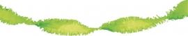 Draaiguirlande Lime Green 6mtr