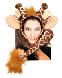 Dierenset giraffe
