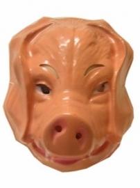 Masker plastic varken volwassen