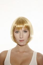Pruik Victoria naturel blond op=op