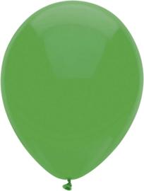 Ballonnen 100st. Donker Groen standaard