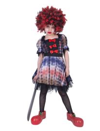 Creepy clown Luna mt. 140