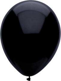 Ballonnen 100st. Zwart standaard