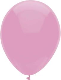 Ballonnen 10st. Licht Roze standaard