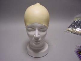 Kaalkop grimeerschedel latex dun