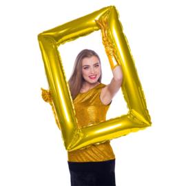 Selfie Frame gold 80x70 cm
