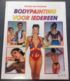Boek bodypainting voor iedereen