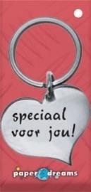 Hart sleutelhanger - speciaal