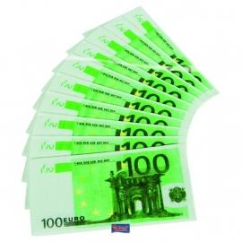 Servetten 100 euro 10 stuks