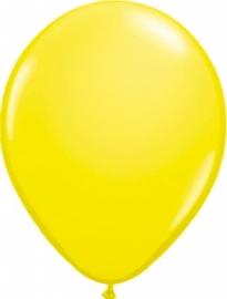 Ballonnen 100st. Geel metallic