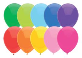 Ballonnen 50st. assorti standaard