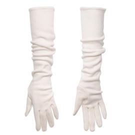 Handschoenen Sint lang luxe mt. M