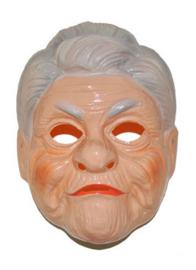 Masker pl. oude vrouw