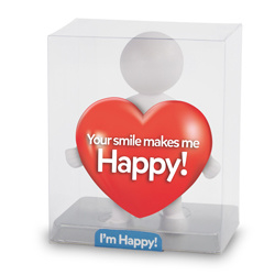 I'm Happy - Your smile makes me Happy
